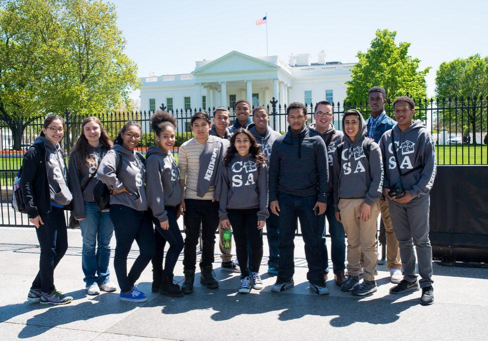 CASA visited Washington, DC